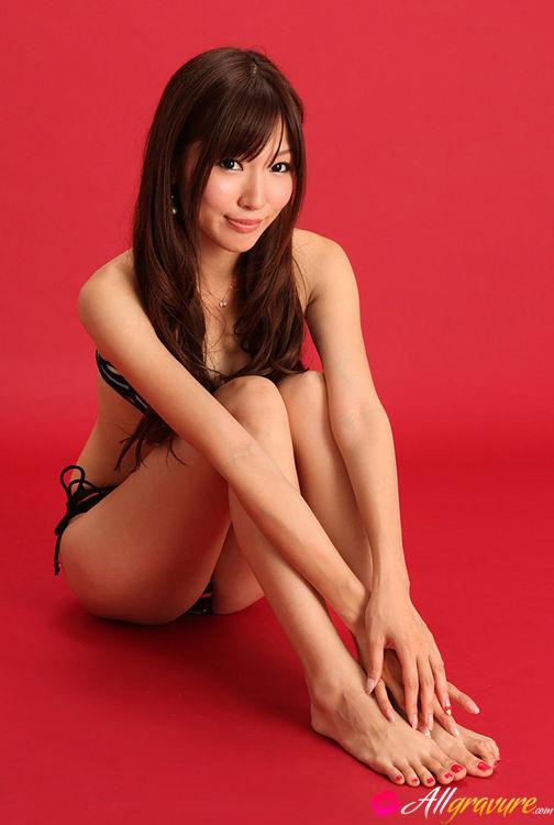 Long legged nude korean girl something is