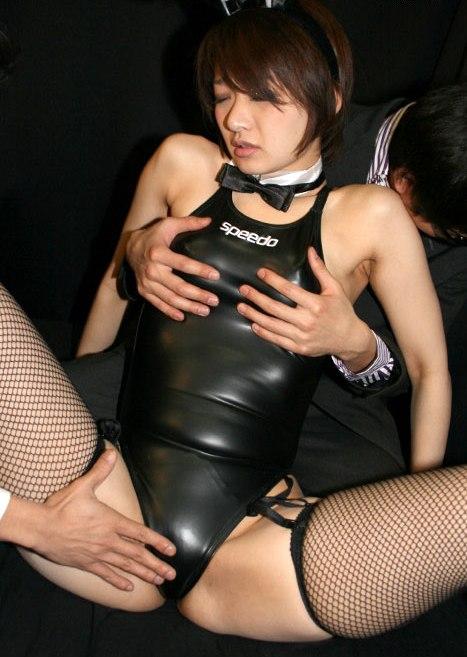 Japanese Latex Porn
