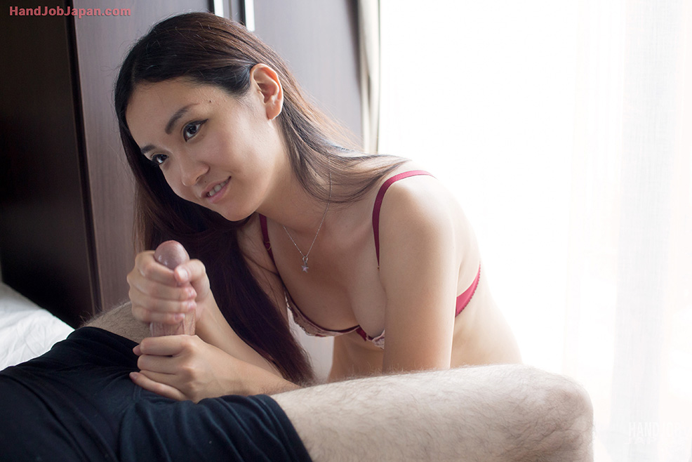 Porn knees Japanese hands and