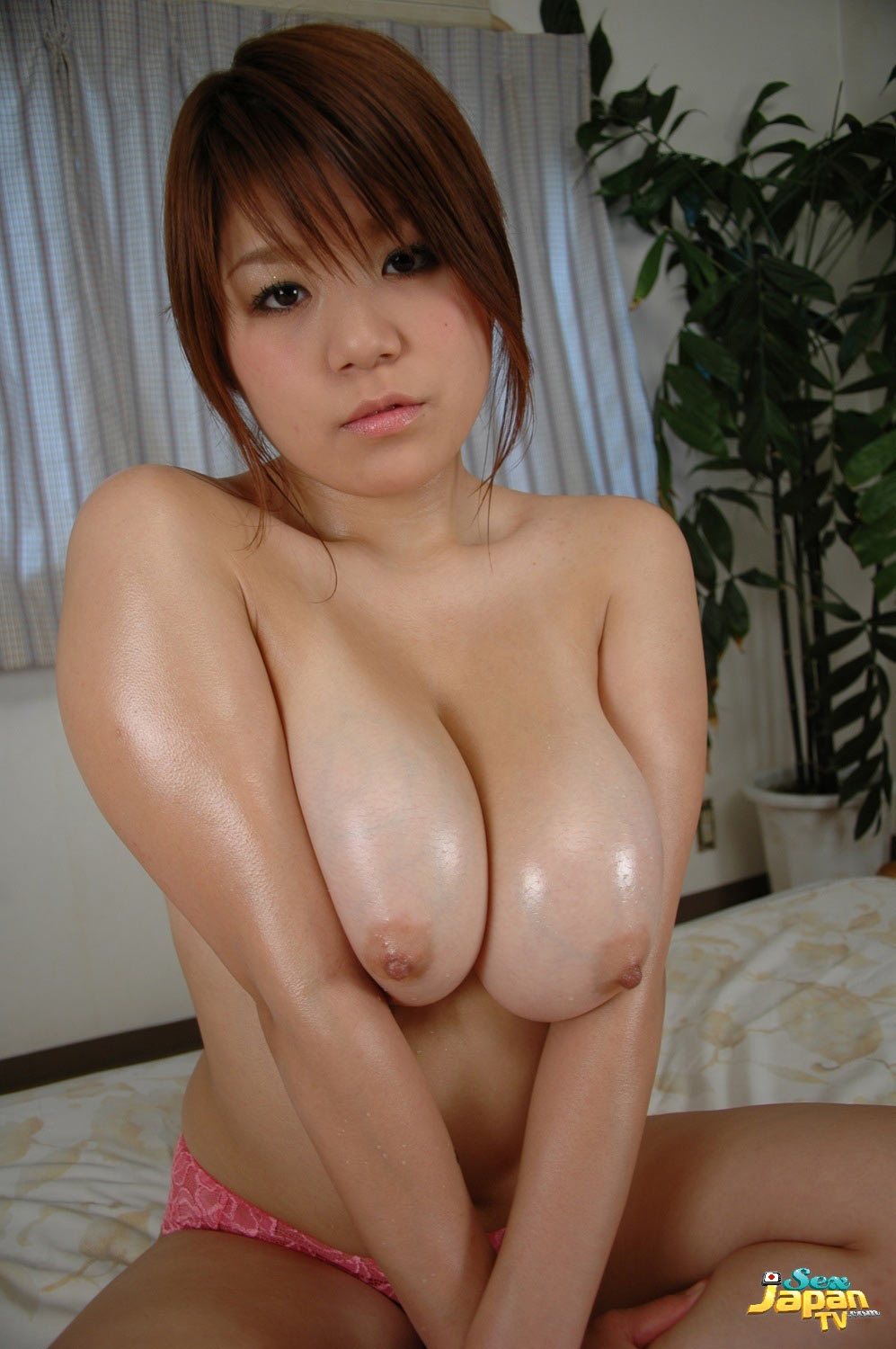 Girls japanese big breast
