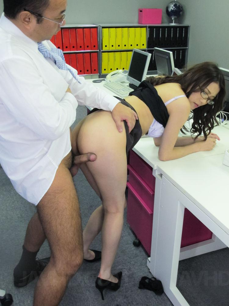 Raw Anal Office