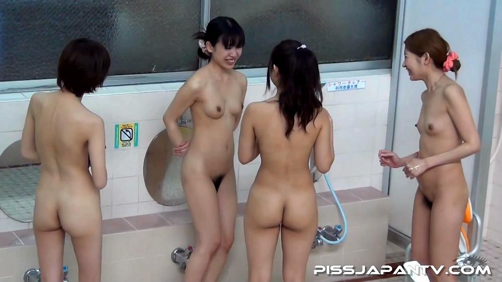 Japanese bath house porn